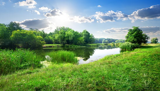 2 131 647 River Landscape Stock Photos Images Download River