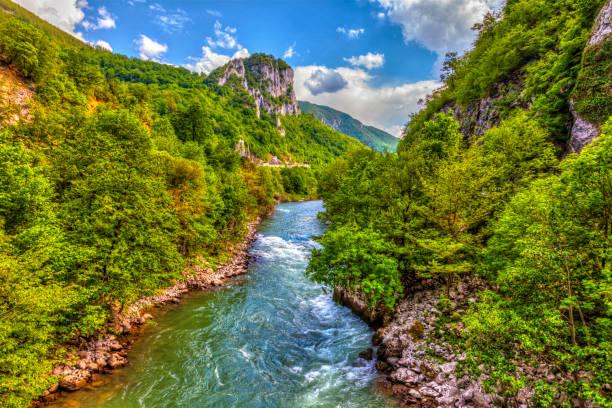 Fluss lim – Foto