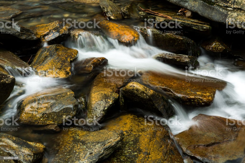River Movement stock photo
