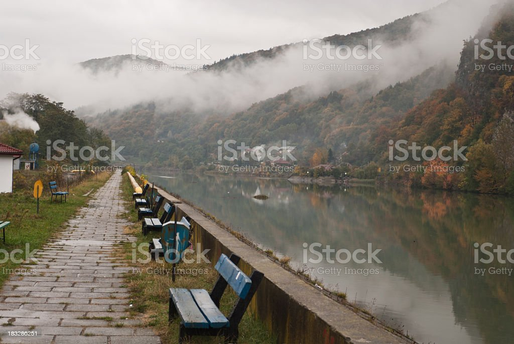 River path royalty-free stock photo