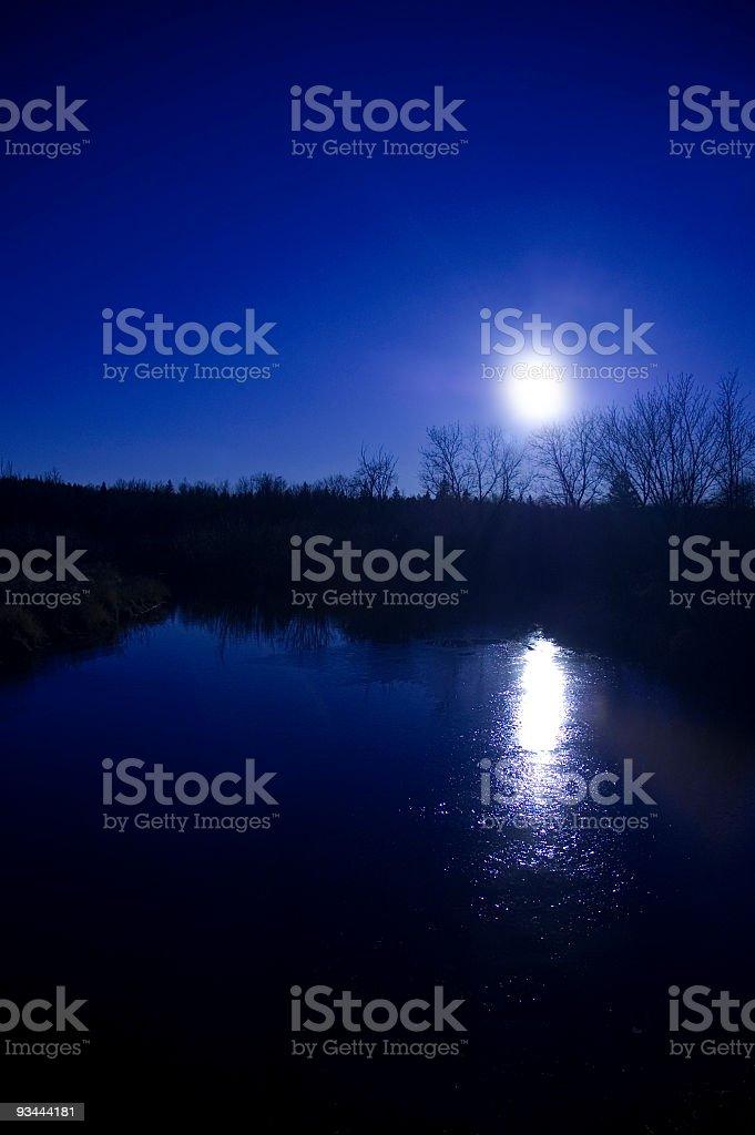 River Lizenzfreies stock-foto