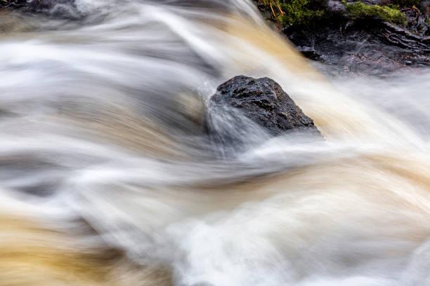 River raging river stock photo