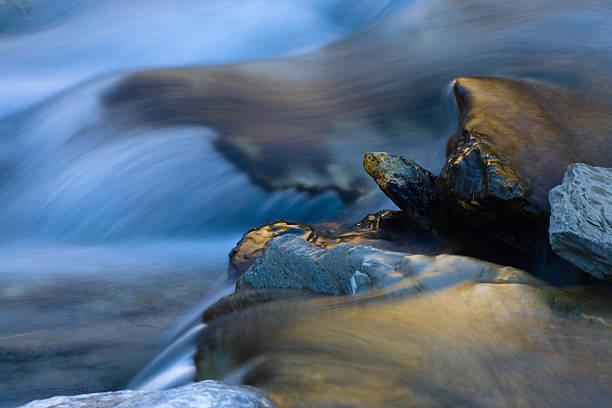 river refeflection – Foto