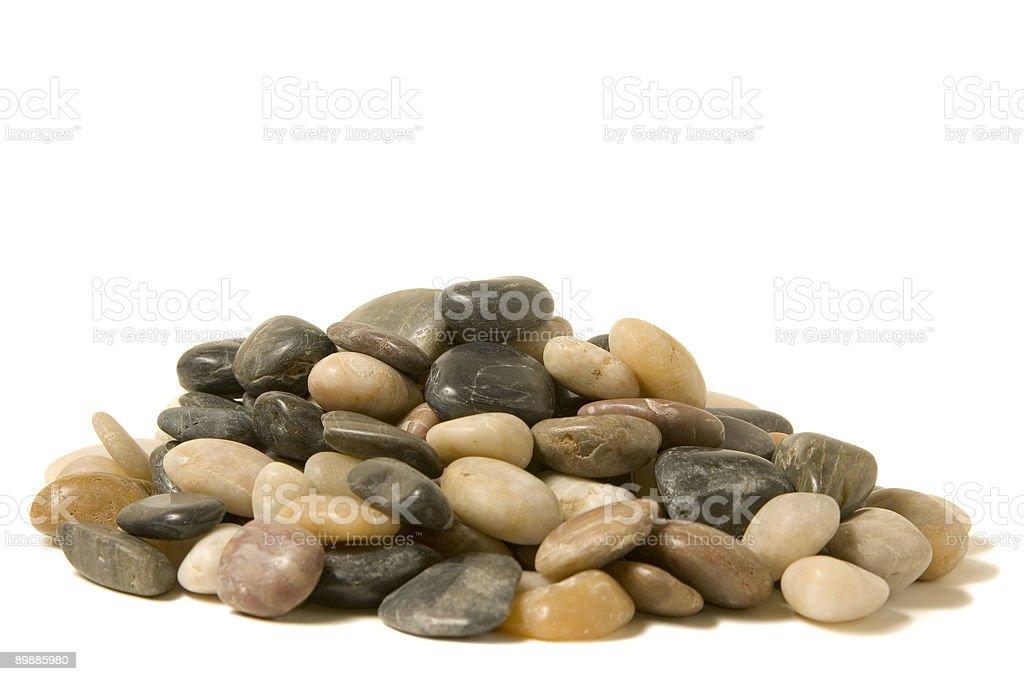 River Rock royalty-free stock photo