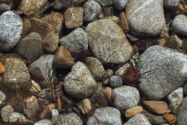 River Rocks stock photo