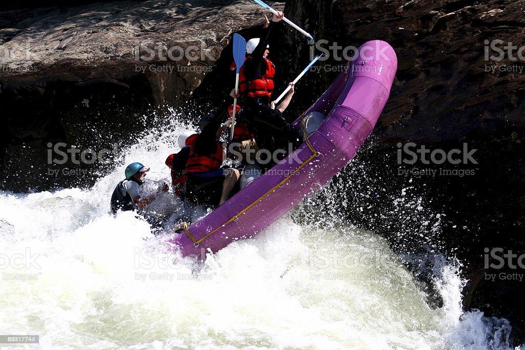 River Running royalty-free stock photo