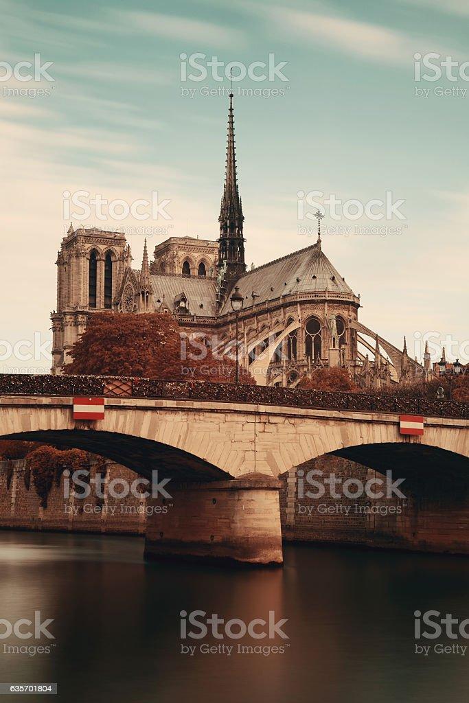River Seine royalty-free stock photo