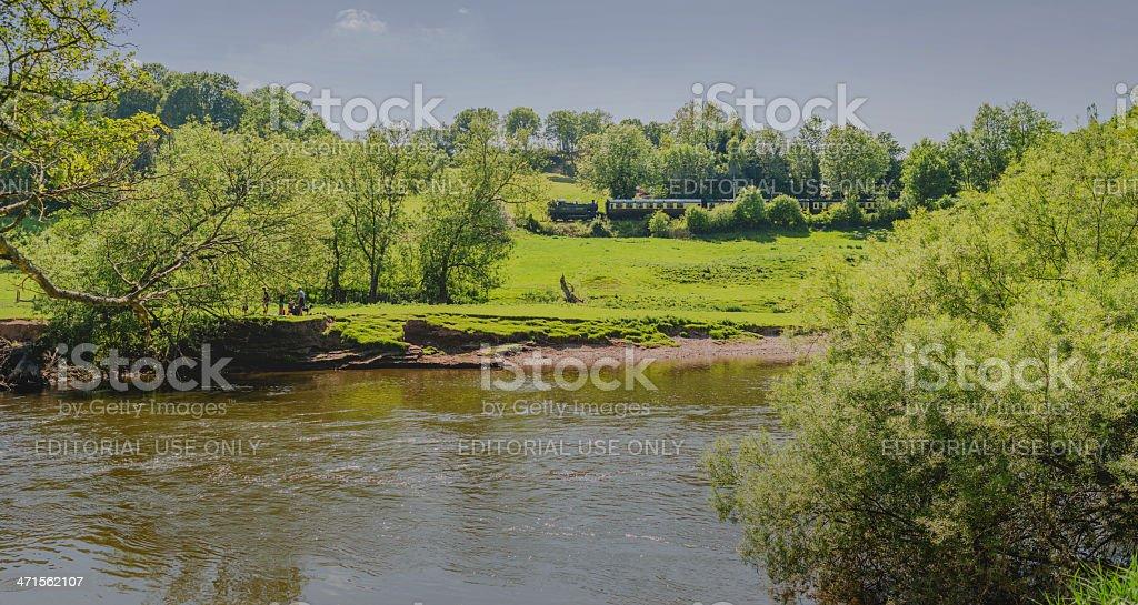 river severn royalty-free stock photo