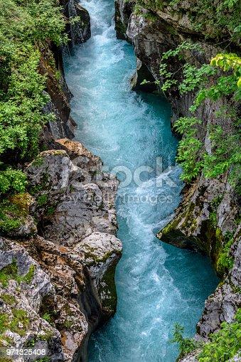 River Soca Close Up,Trenta valley,Primorska,Sovenia,Europe,no logos,Nikon D850