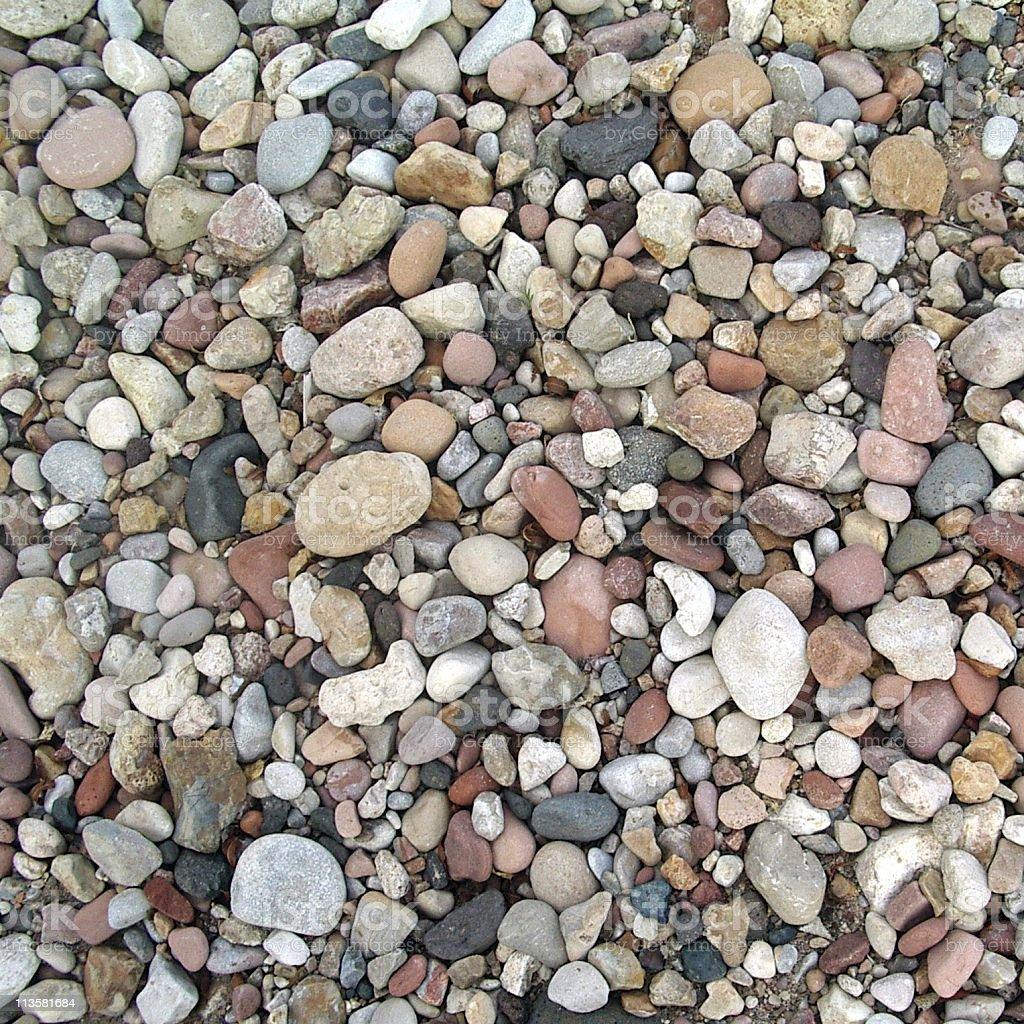 River stones royalty-free stock photo
