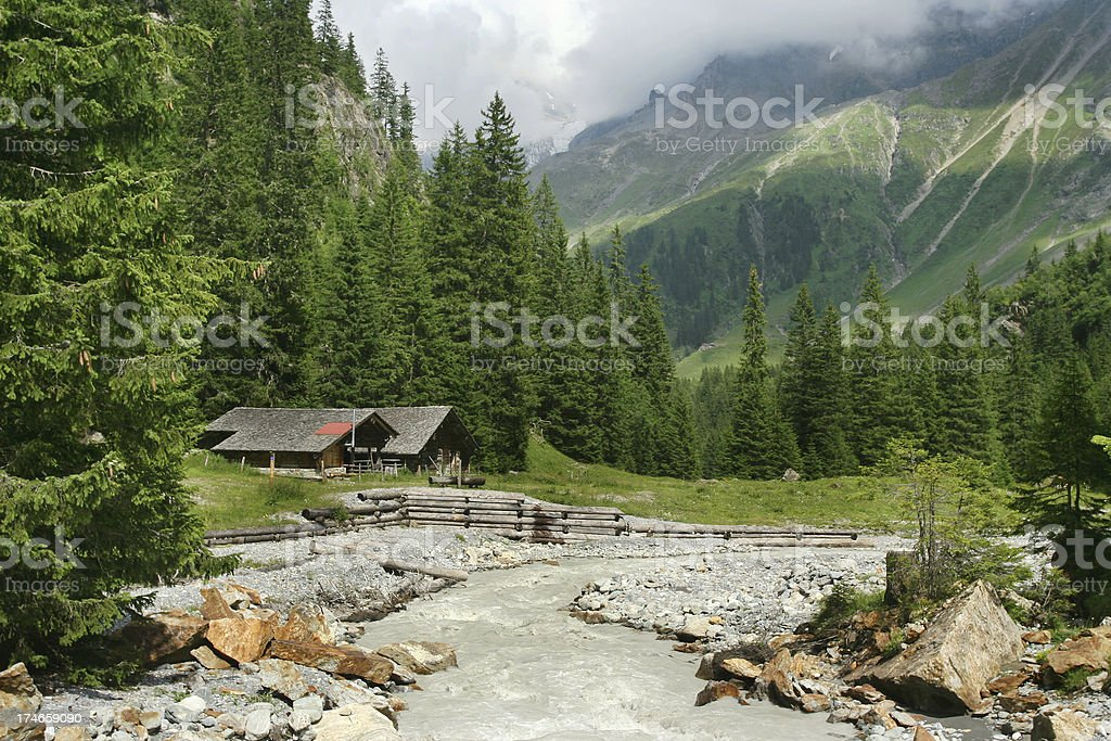 river valley royalty-free stock photo