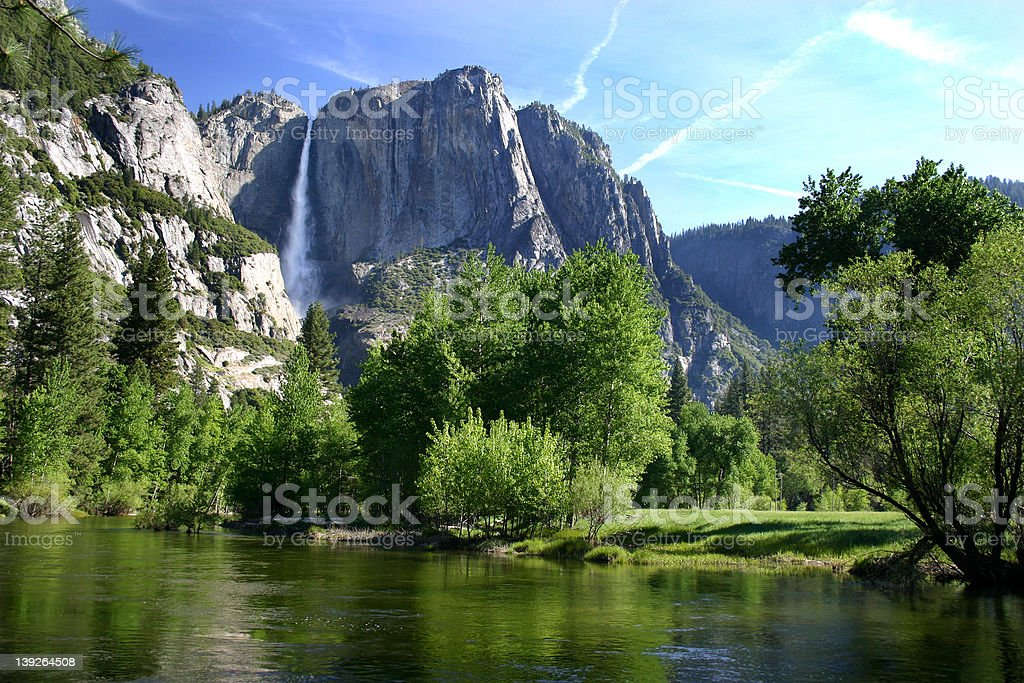 River View royalty free stockfoto
