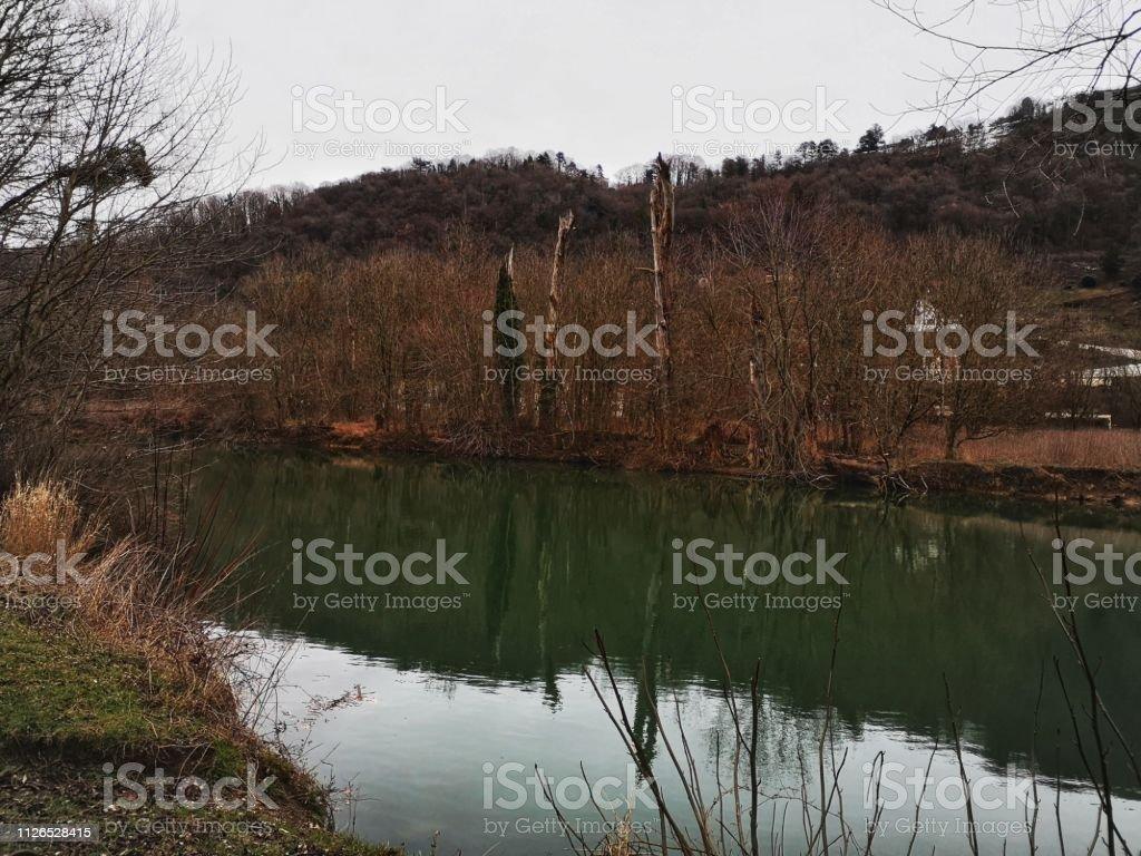 Rivières et lac - Photo