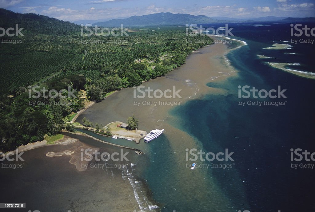 Rivers Run to the Sea royalty-free stock photo