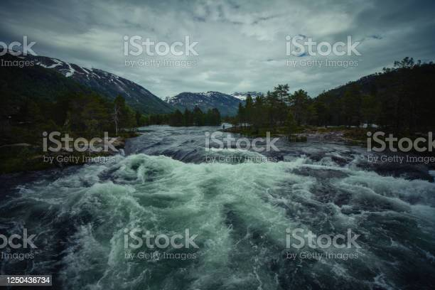 Photo of Rivers, waterfalls and snowcapped mountains: the landscapes of Norway