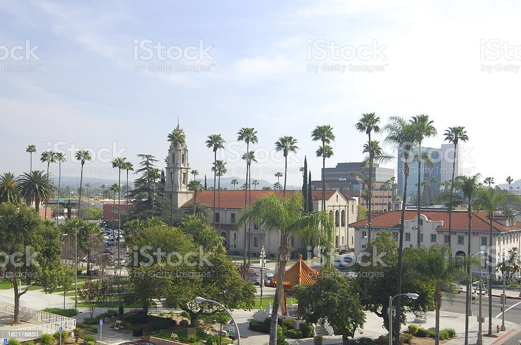 Riverside, CA stock photo