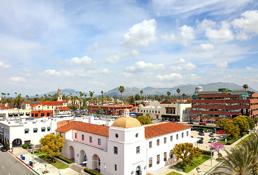 Riverside is a city in, and the county seat of, Riverside County, California, United States, located in the Inland Empire metropolitan area.