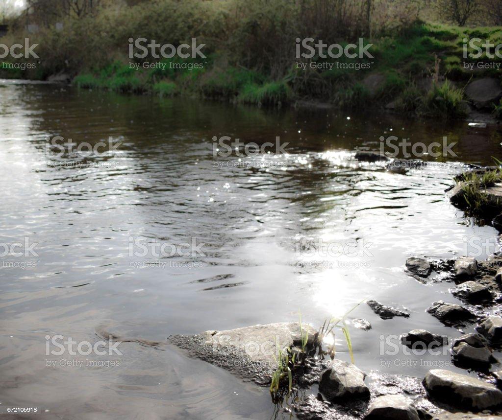 Riverside stock photo