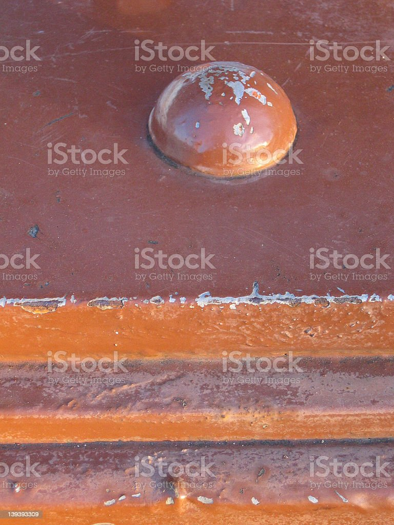 Rivets   [2 of 5] royalty-free stock photo