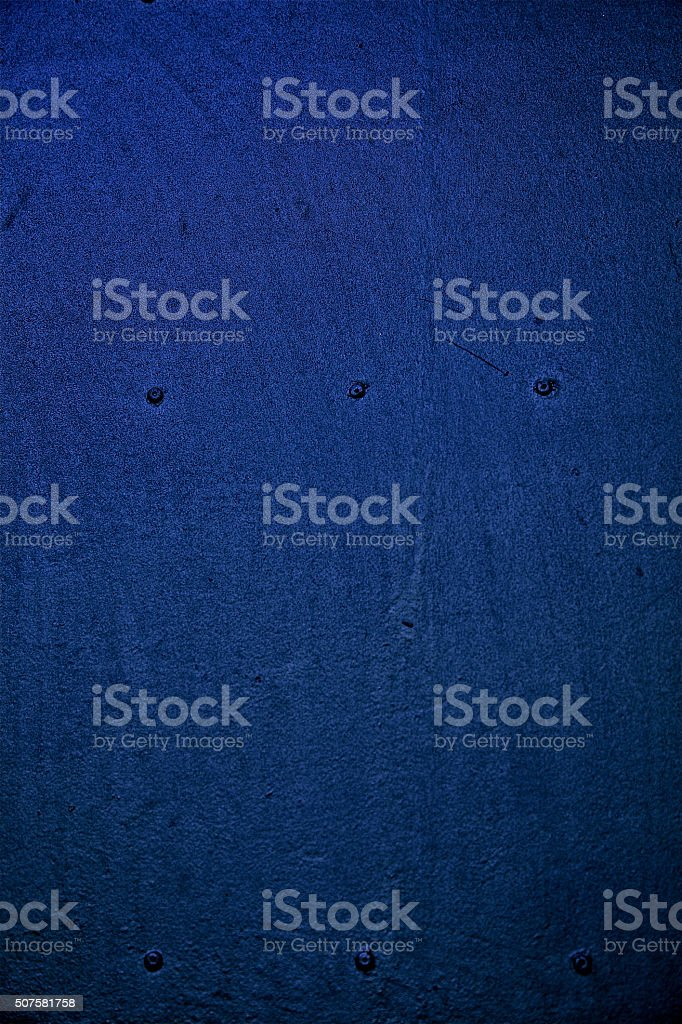 rivets blue iron metal background pattern aluminium steel concrete wall stock photo