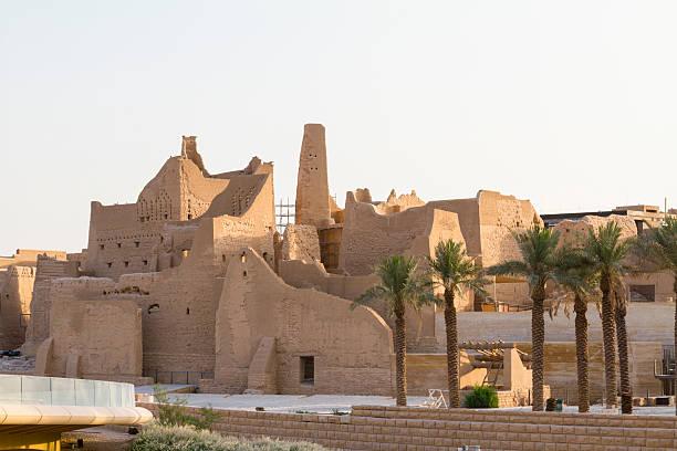 Riyadh, Historic Diriyah stock photo