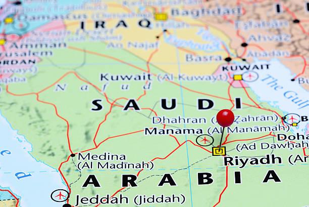 Royalty Free Saudi Arabia Arabia Map Riyadh Pictures Images And - riyadh map
