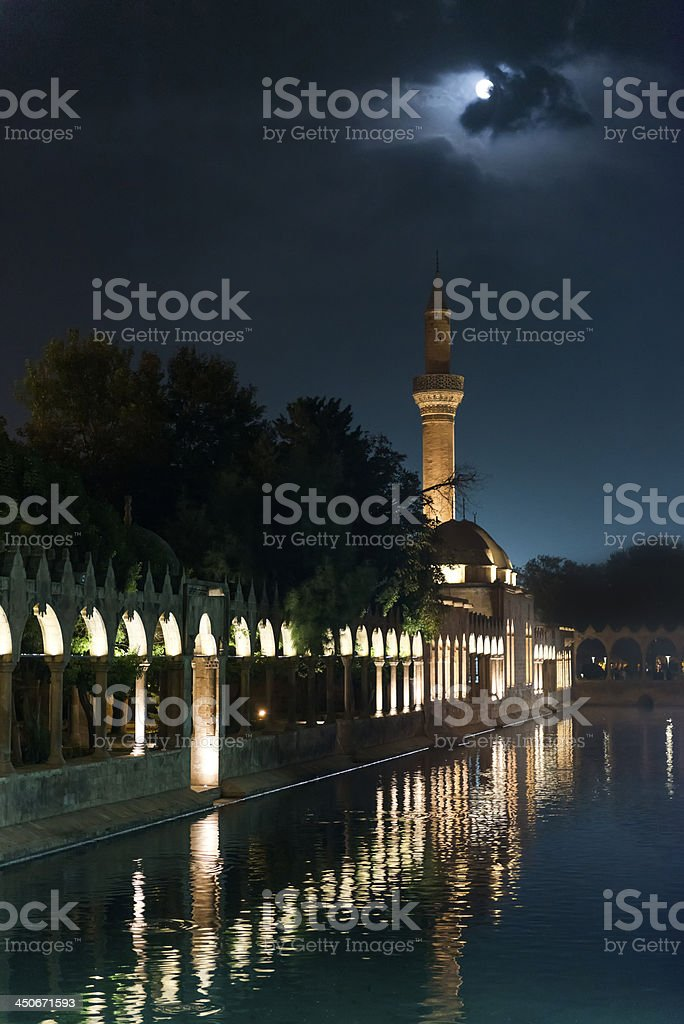 Rizvaniye Mosque stock photo