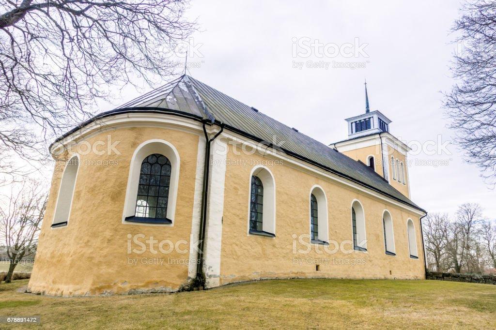 Ärla Church royalty-free stock photo