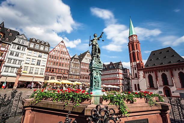 Römerberg Frankfurt – Foto