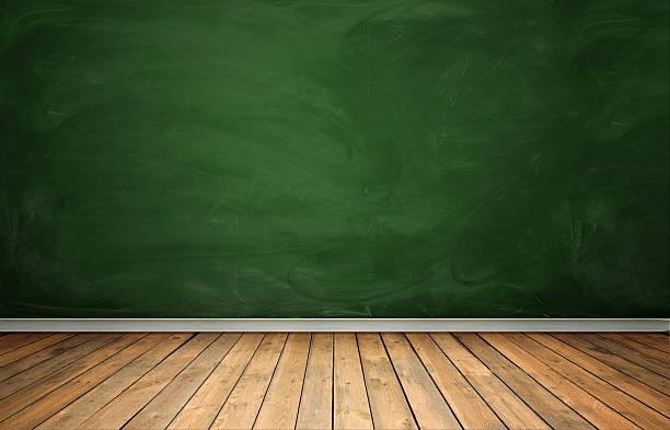 excellent wooden floor with a blackboard 13