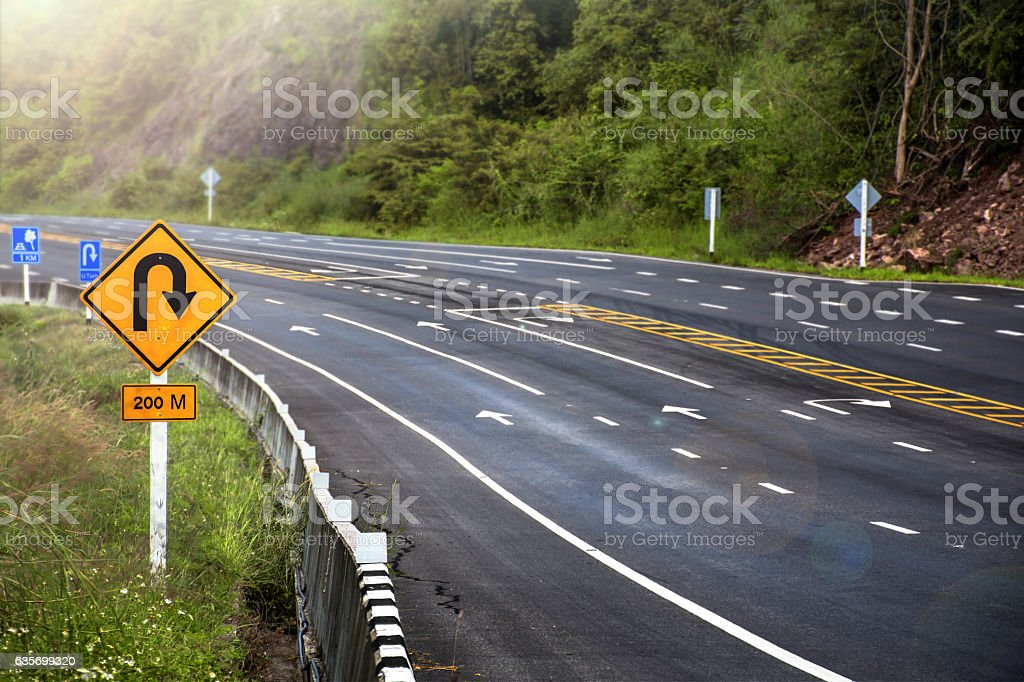 Road among the Altai Mountains royalty-free stock photo