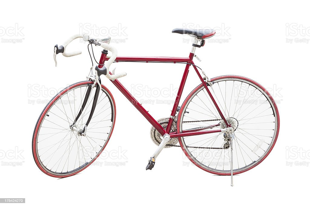 Road Bicycle, Speed Bike royalty-free stock photo