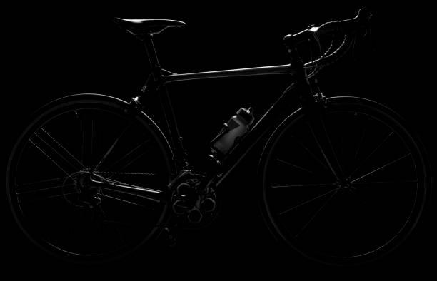 bicicleta de carretera - bastidor de la bicicleta fotografías e imágenes de stock