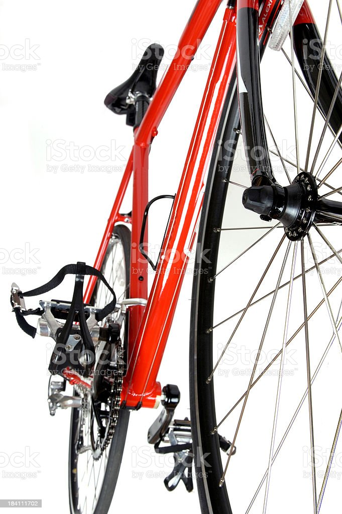 Road Bike royalty-free stock photo