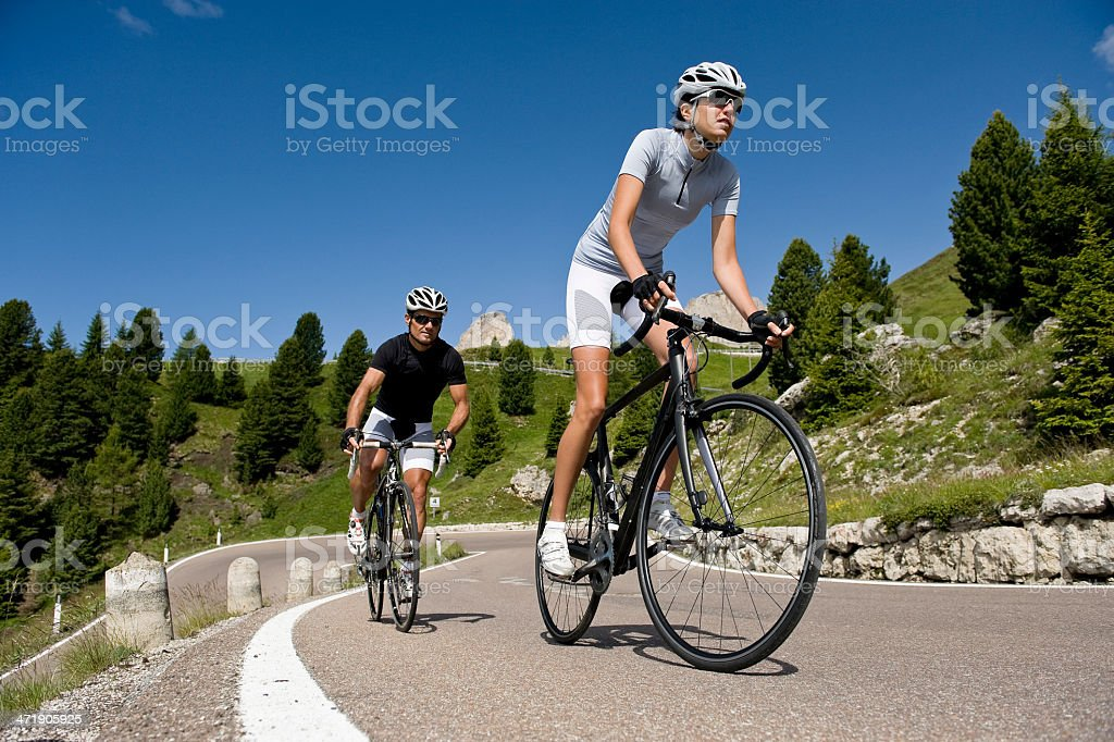 Straßenradfahren racing team – Foto
