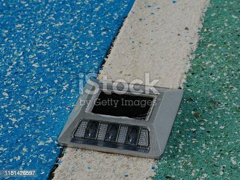 Road, Dividing Line - Road Marking, Equipment, Glass - Material, Metal, lamp