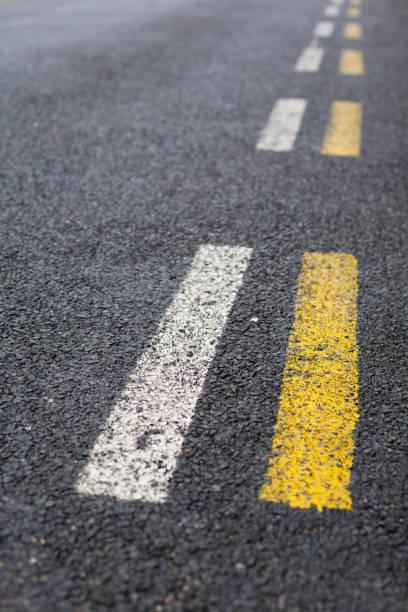 Road Zeichnung – Foto