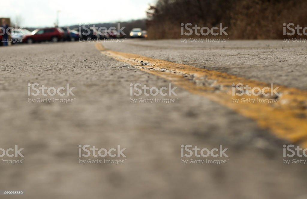road  - Lizenzfrei Asphalt Stock-Foto