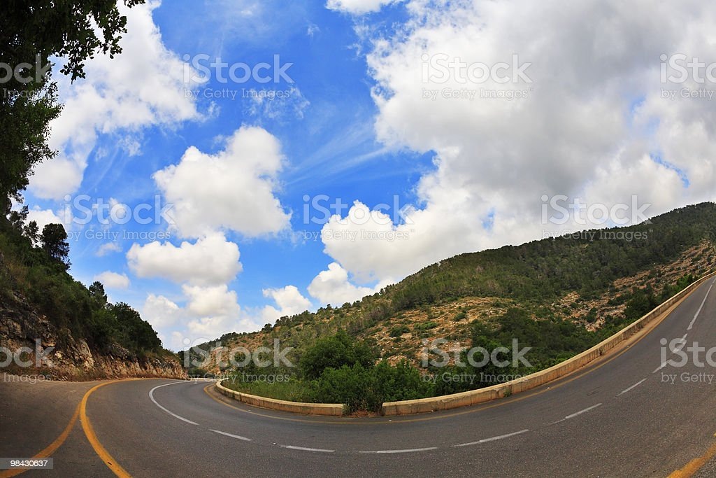 Road foto stock royalty-free