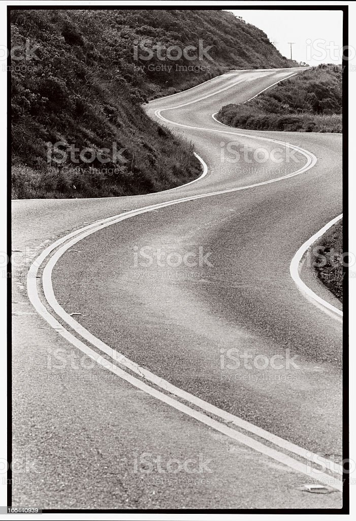 Road Ride royalty-free stock photo