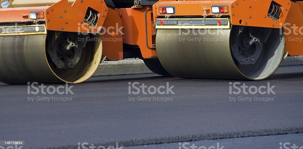 Road-Walze – Foto