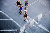 Road runner in Sydney