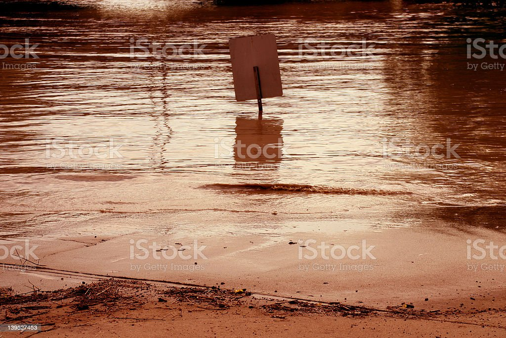 Road sign 2 royalty-free stock photo