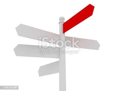 istock road sign concept 1154101097