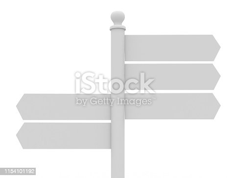 istock road sign concept 1154101192
