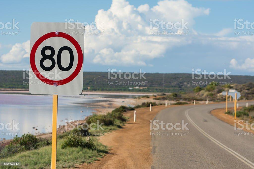 Panneau routière - Photo