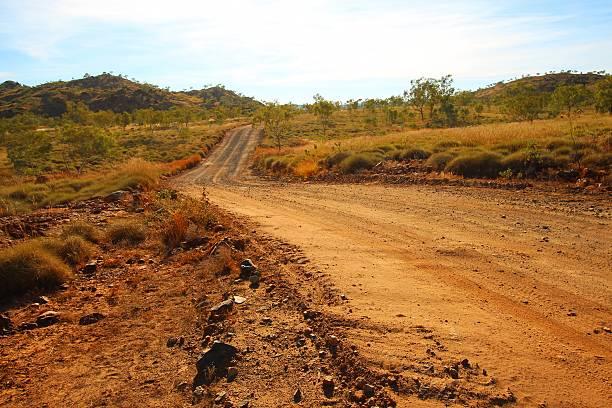 Camino a través de Kimberley, Australia - foto de stock