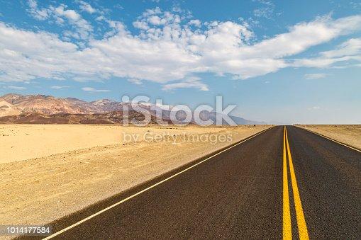istock A Road Through the Desert 1014177584