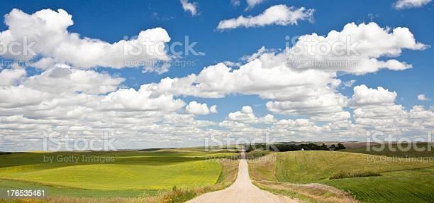 Photo of Road Through The Plains