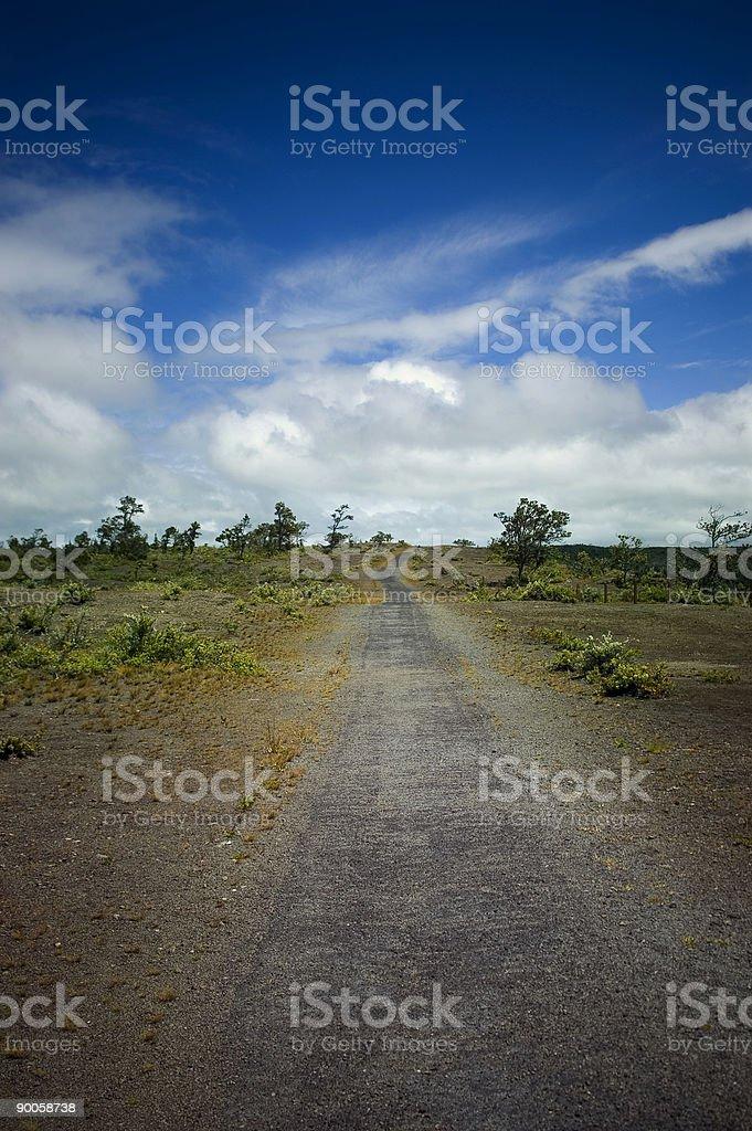 Road To Future stock photo